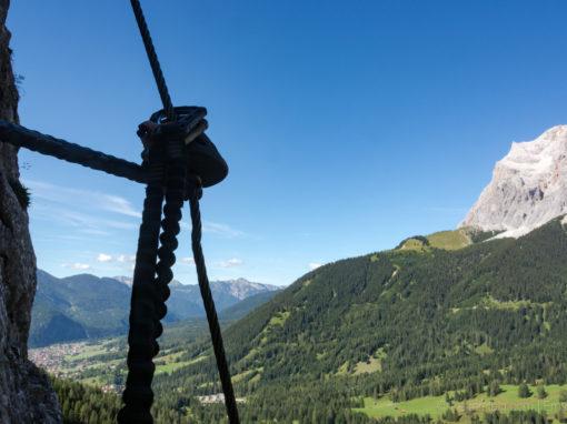 23. August 2016 | Seebener Klettersteig