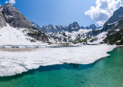 Ehrwalder Klettersteige im Juni
